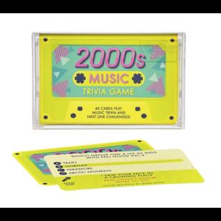 Wild & Wolf Inc. Music Trivia Game - 2000s