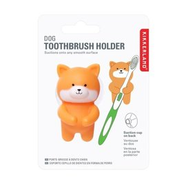 Kikkerland Design Inc Dog Toothbrush Holder