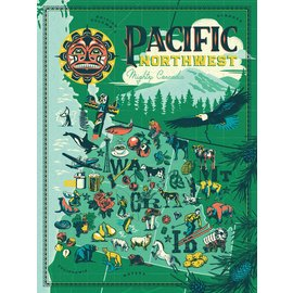 True South Puzzle Co. Pacific Northwest Puzzle
