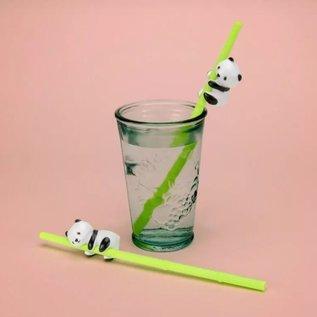 Paladone Panda Straws