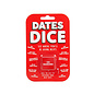 Gift Republic Date Dice
