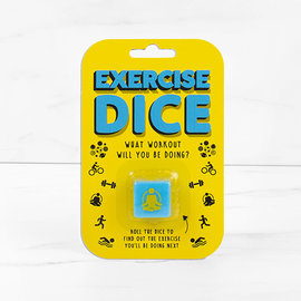Gift Republic Exercise Dice