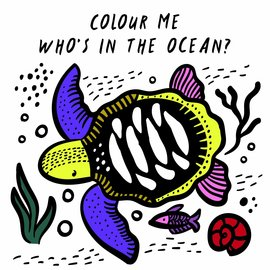 Quarto Group Color Me: Who's in the Ocean?