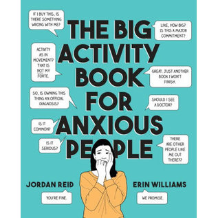 Penguin Group Big Activity Book For Anxious People