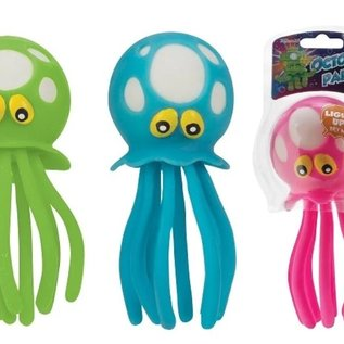 Toysmith Floating Light-up Octopus