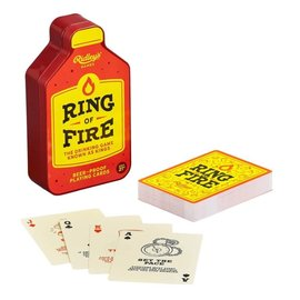 Wild & Wolf Inc. Ring of Fire Card Game