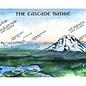 Elizabeth Person Cascade Range Print