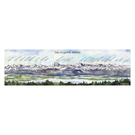 Elizabeth Person Olympic Range Print