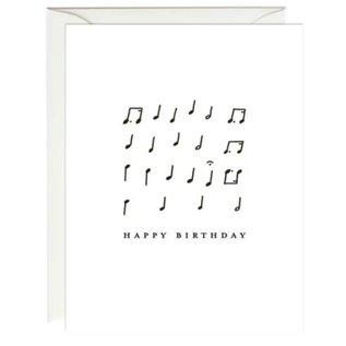 Paula & Waffle Birthday Card - Happy Birthday Music