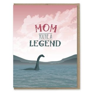 Modern Printed Matter Mother's Day - Mom Legend