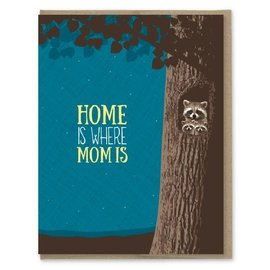 Modern Printed Matter Mother's Day - Home is Where Mom is