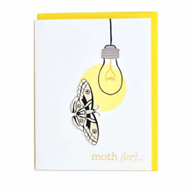 Cracked Designs Mother's Day - Moth-er