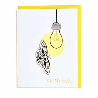 Cracked Designs Mother's Day - Moth-er