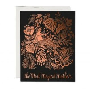 Red Cap Cards Mother's Day - Magical Mother
