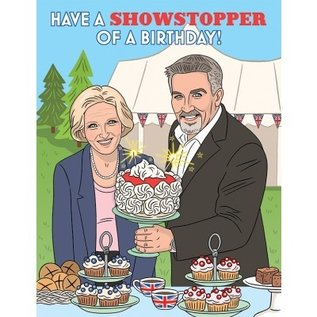 The Found Birthday Card - Showstopper