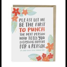 Em and Friends Encouragement - Happens For A Reason
