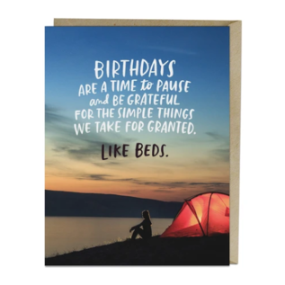 Em and Friends Birthday Card - Simple Things