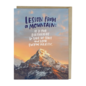 Emily McDowell and Friends Greeting Card - Lesson From A Mountain