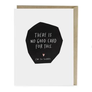 Em and Friends Sympathy Card - No Good Card