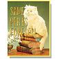 Smitten Kitten Engagement Card - Same Penis Forever!