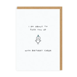 Ohh Deer Birthday Card - Birthday Cheer