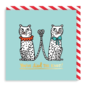 Ohh Deer Wedding Card -  You've Tied the Knot