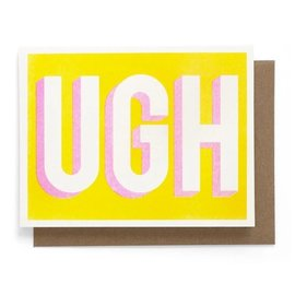 Smarty Pants Paper Encouragement Card - UGH