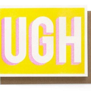 Smarty Pants Paper Encouragement Card - UGH