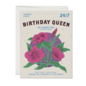 Red Cap Cards Birthday Card - Birthday Queen