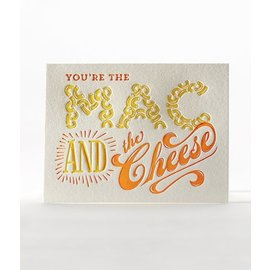 Elum Greeting Card - Mac & Cheese