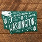 Noteworthy Paper & Press Postcard - Washington Letterpress