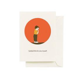 Seltzer Birthday Card - Pick
