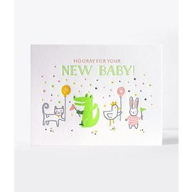Elum Baby Card - Baby Parade