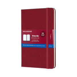 Chronicle Books / Moleskine Moleskine Two-Go Journals