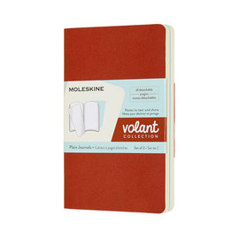 Chronicle Books / Moleskine Moleskine Plain Volant Journals