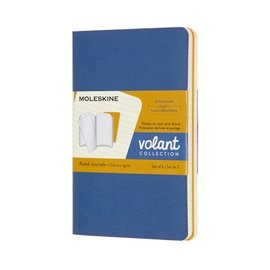 Chronicle Books / Moleskine Moleskine Ruled Volant Journals