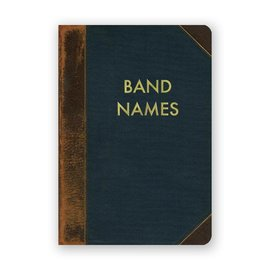 Mincing Mockingbird Band Names Journal