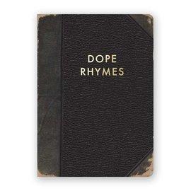 Mincing Mockingbird Dope Rhymes Journal