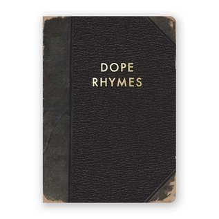 Mincing Mockingbird Dope Rhymes Journal