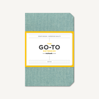 Chronicle Books / Moleskine Go-To Notebook