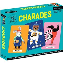 Chronicle Books Charades Game