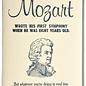 Zeichen Press Congratulations - Mozart