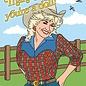 The Found Thank You Card - Dolly Parton