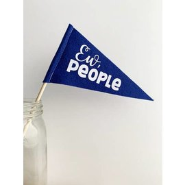 Flair City Supply Co. Mini Pennants