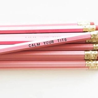 Sweet Perversion Calm Your Tits Pencil Pack