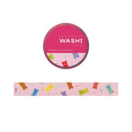 Girl of All Work Gummy Bears Washi Tape