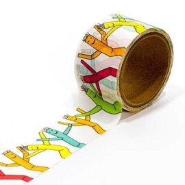 Smarty Pants Paper Wacky Waver Washi Tape