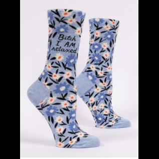 Blue Q Also Blue Q Women's Socks