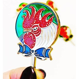 Kelly Jackson Cock Sucker Enamel Pin