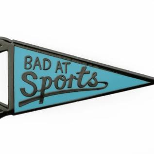 Badge Bomb Bad At Sports Enamel Pin